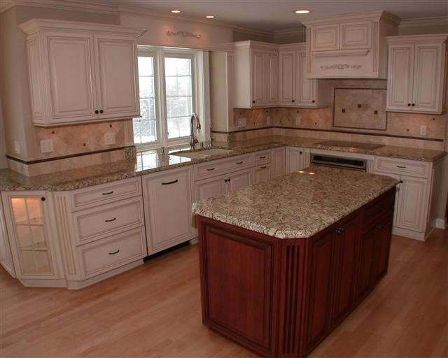Cedarburg kitchen remodel traditional-kitchen