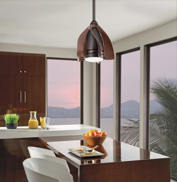 Ceiling Fans - Modern - Kitchen - Other - by Yale Lighting Concepts