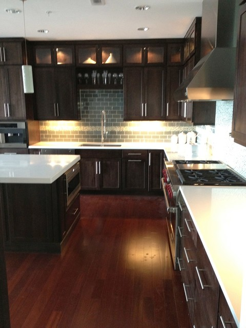 Center City Philadelphia Pa Kitchen Contemporary Kitchen Philadelphia By Main Line