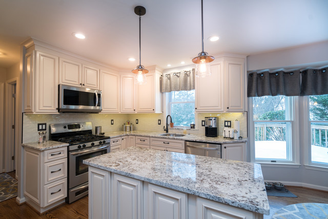 centreville project kitchen remodeling in centreville va