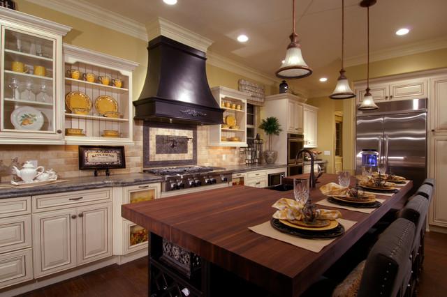 Century Communities traditional-kitchen
