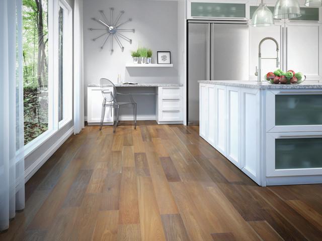 Cerralvo reserva kitchen contemporary kitchen for Hardwood floors montreal