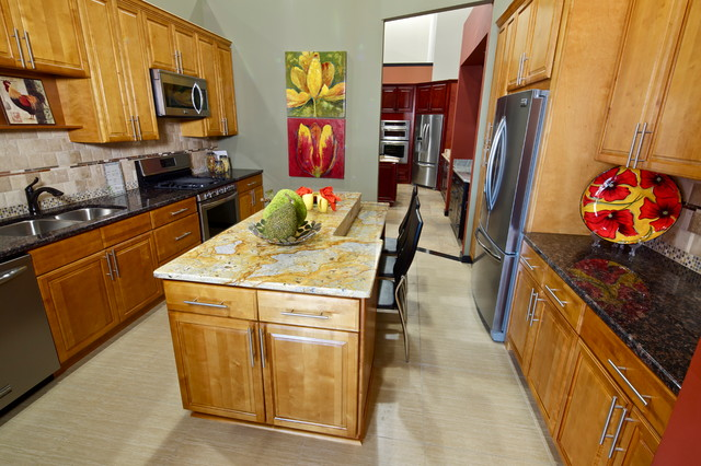 CGD SHOWROOM traditional-kitchen