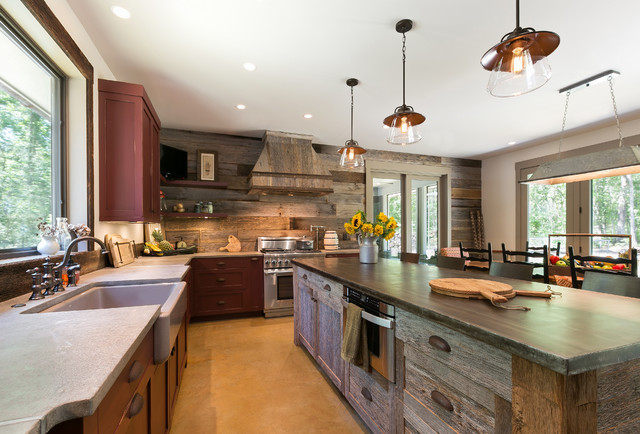 CH+D mag's Summer 2014 Best-Of Photos rustic-kitchen