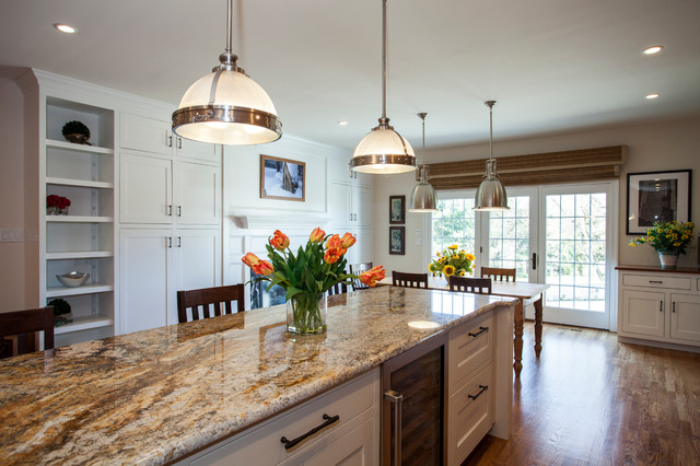 Chadds Ford Pa Home Remodel Traditional Kitchen Philadelphia By Rudloff Custom Builders