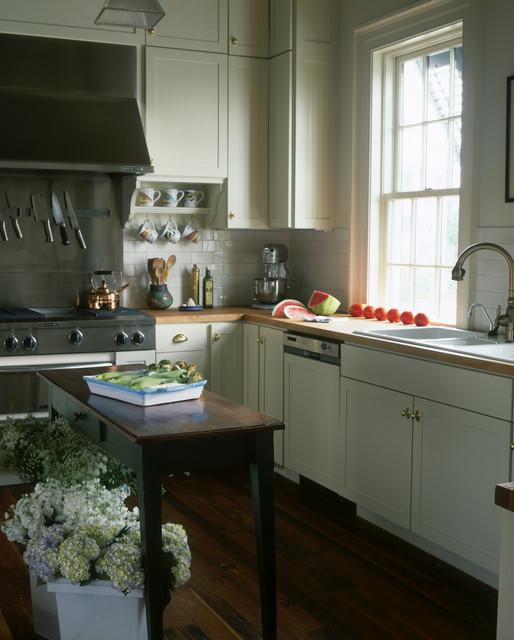 Chadsworth Cottage Kitchen traditional-kitchen