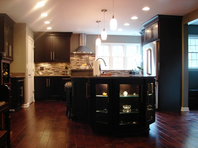 Chagrin falls kitchen 3 contemporary kitchen for Accents salon chagrin falls