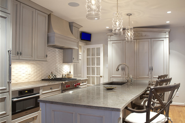 Chancel Place traditional-kitchen
