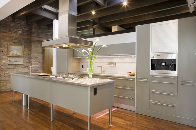 Chancellor Street Residence modern-kitchen
