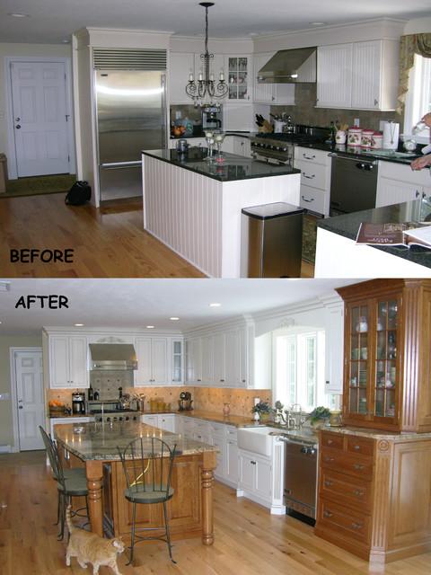Changes Kitchen Portland Maine By Robin Amorello Ckd Caps Atmoscaper Design