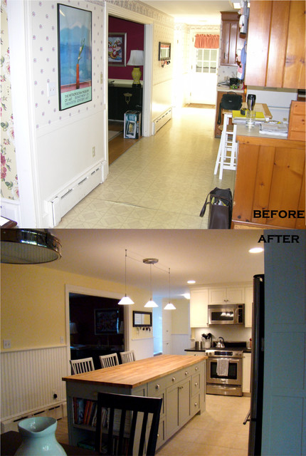 Changes kitchen
