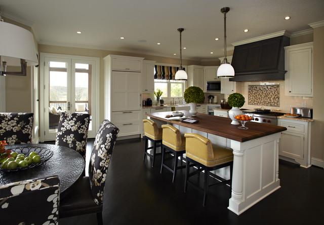 Chanhassen Residence - Kitchen contemporary-kitchen