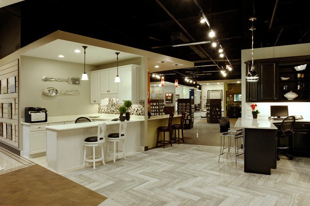 Chantilly Design Center eclectic kitchen