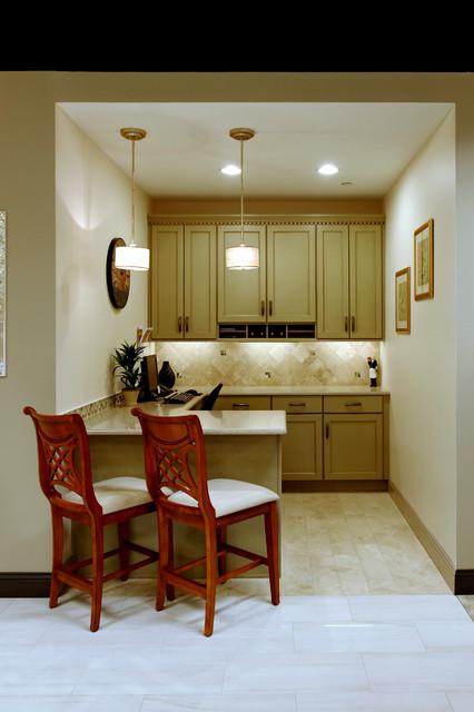 Chantilly Design Center traditional-kitchen
