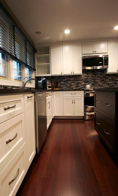 Chantilly Kitchen Update eclectic-kitchen