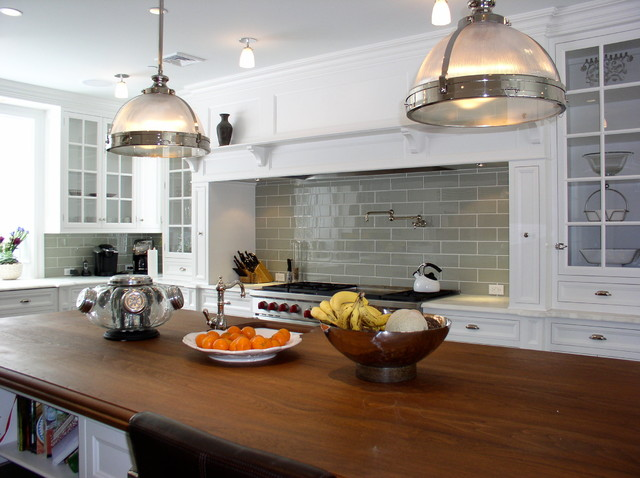 Chappaqua kitchen traditional kitchen new york by for Kitchen cabinets yorktown ny