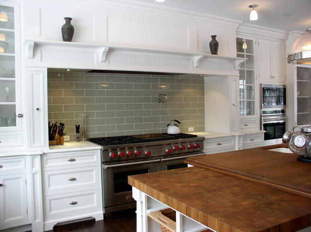 Chappaqua Kitchen Traditional Kitchen Other Metro By Yorktown Woodworking Incorporated