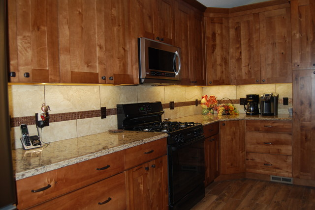 Rustic Kitchen Remodel Rustic Kitchen Other By Dreammaker Bath And Kitchen Utah