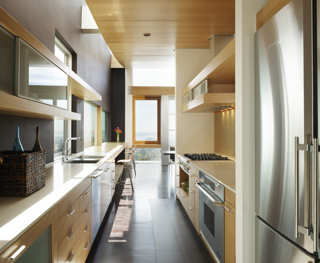 Charles Debbas contemporary-kitchen