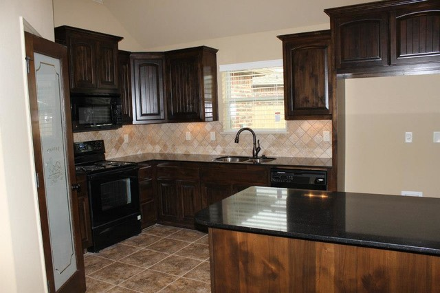appliance cabinets kitchens charles sanders homes 10712