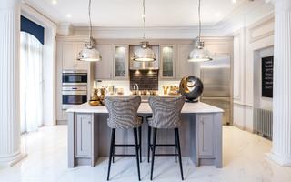 Cucina color tortora - Foto e idee   Houzz