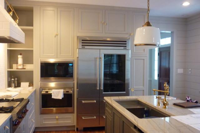 Charleston SC Logan Street - Eclectic - Kitchen - Charleston - by Regina Steverson...Space ...