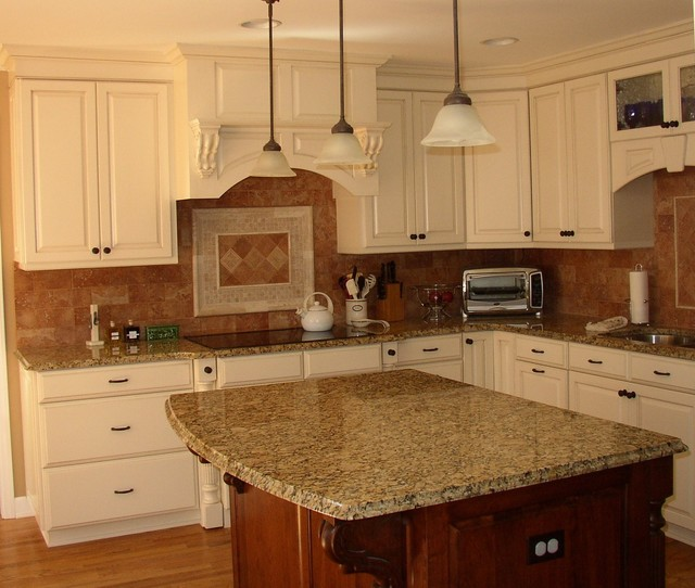 Charlotte new cabinets pearl dusted finished for Charlotte kitchen cabinets