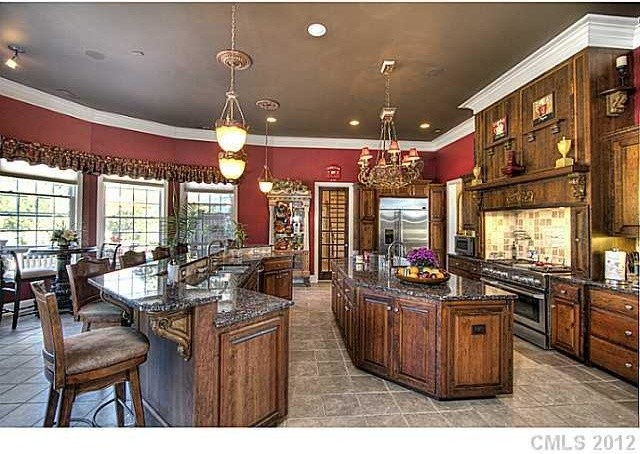 kitchen design charlotte nc carolina country estate eclectic 4408