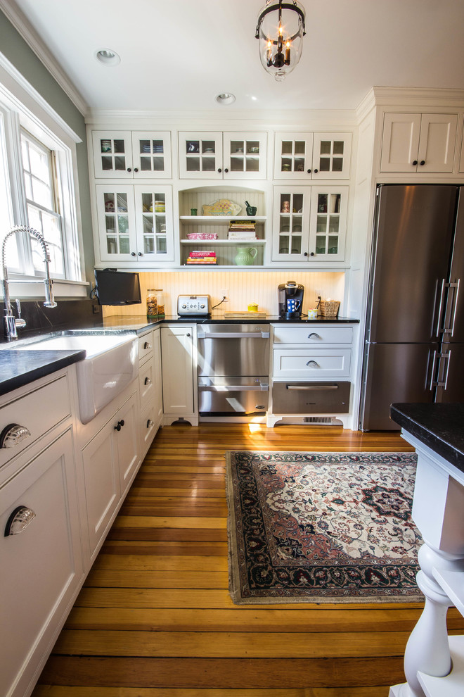 Charlotte Renovation - Traditional - Kitchen - Burlington ...