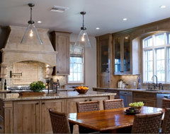 Charmean Neithart Interiors, LLC. traditional kitchen