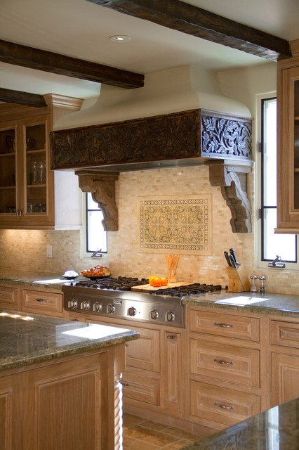 Charmean Neithart Interiors, LLC. mediterranean kitchen