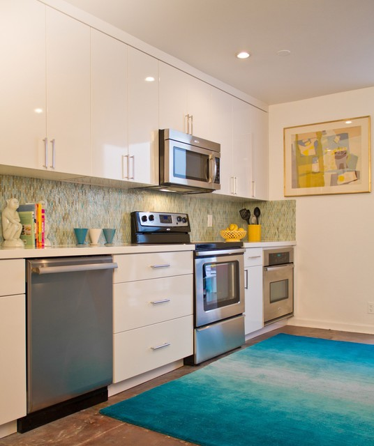 Charmean Neithart Interiors, LLC. contemporary-kitchen