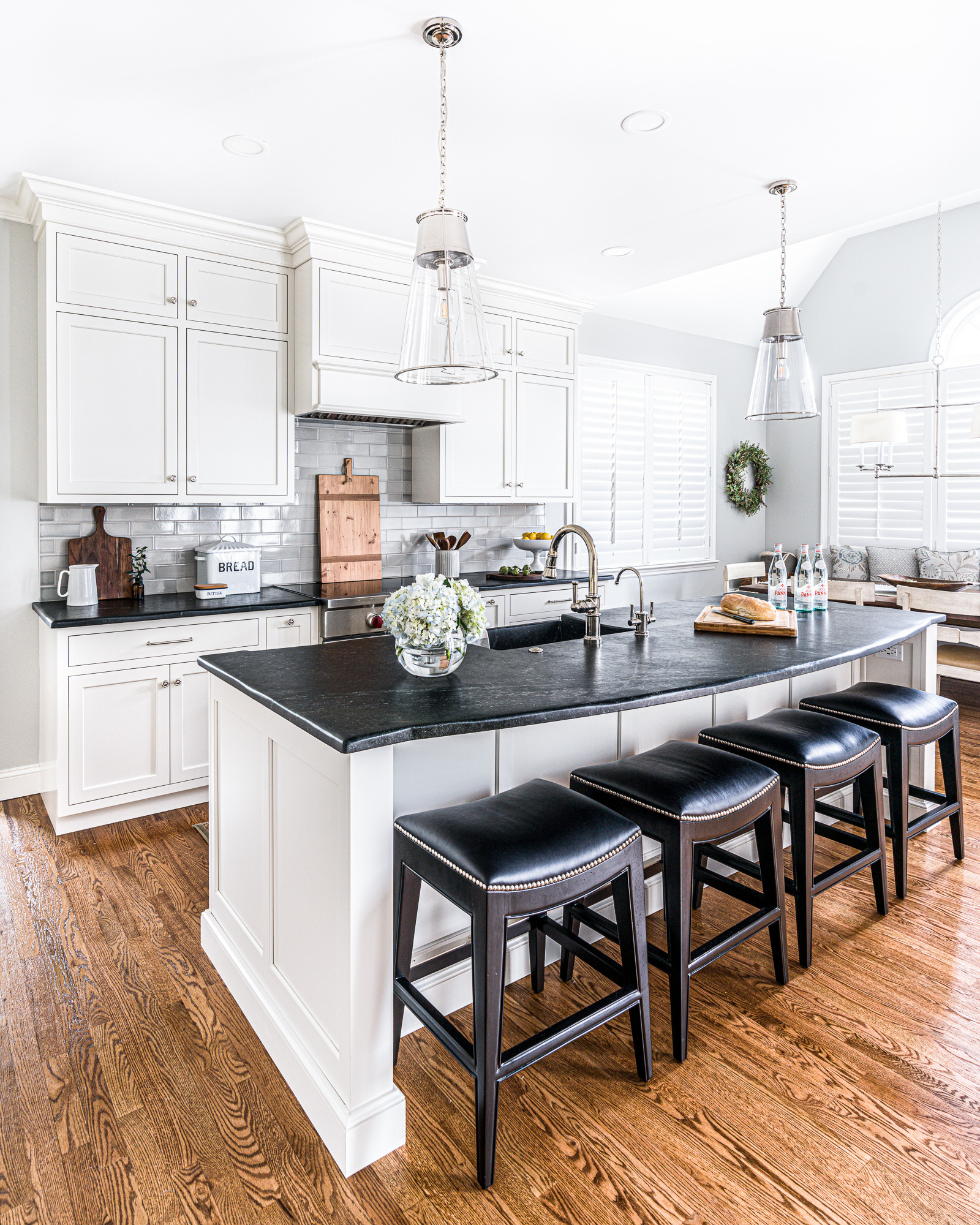 75 Beautiful Galley Kitchen With An Island Pictures Ideas November 2020 Houzz