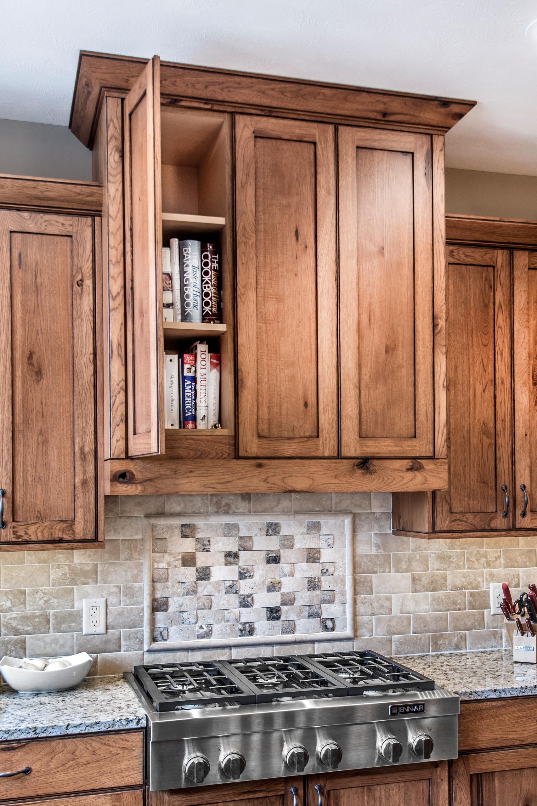 Charming Rustic Retreat - Custom Home