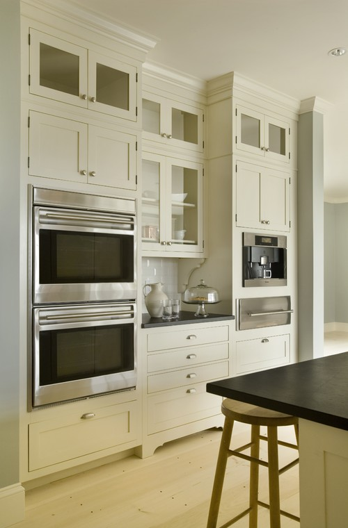 Aquidneck Properties contemporary kitchen