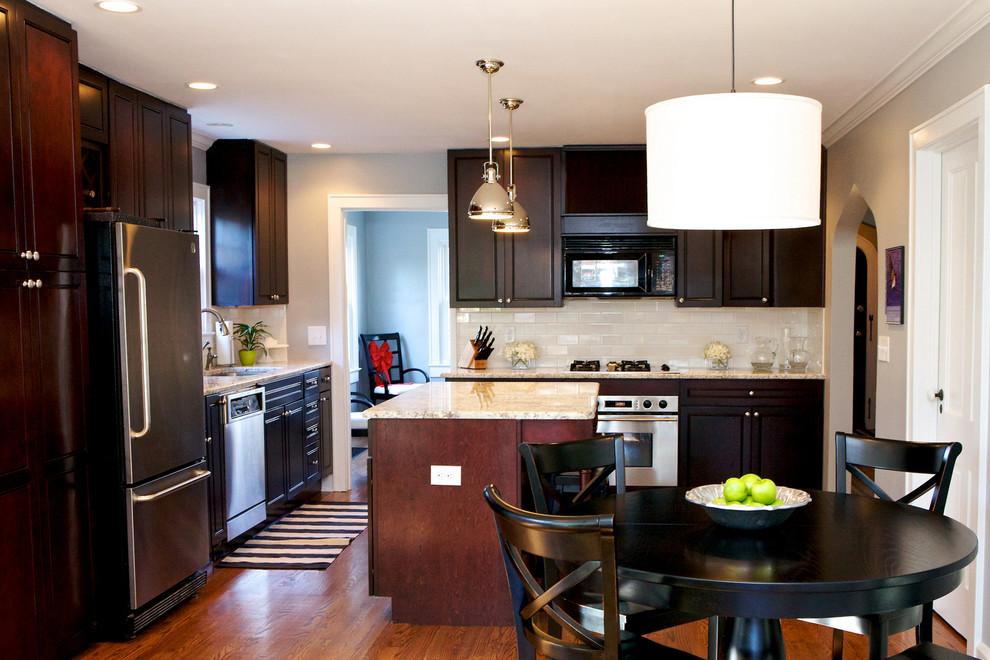 Chase - Traditional - Kitchen - Indianapolis - by Stilwell ...