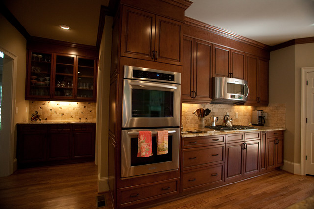 Chastain traditional-kitchen
