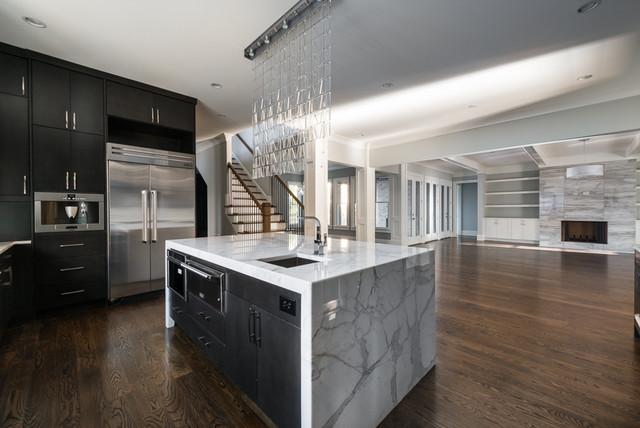 Chastain Park Mansion In Buckhead Atlanta Ga Kitchen