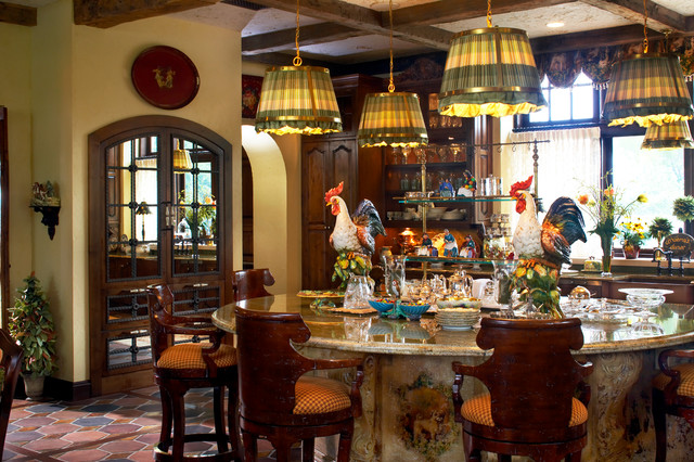 Chateau Traditional Kitchen Minneapolis By