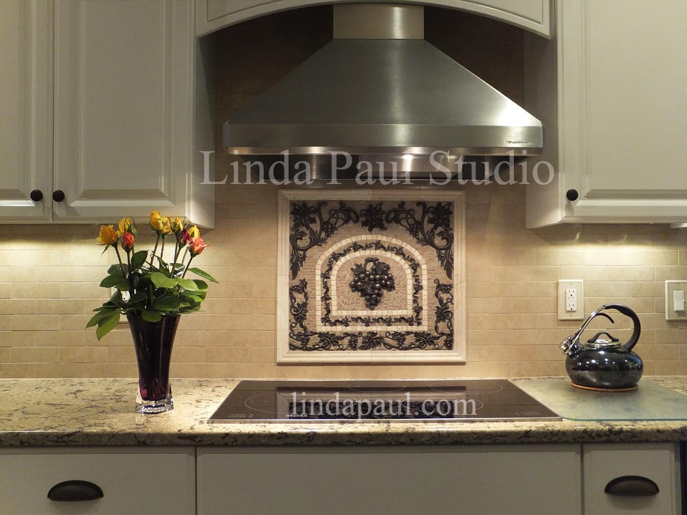 Backsplash Medallion Houzz