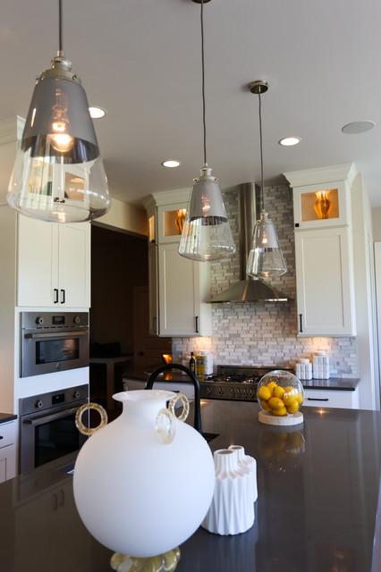 Chatham Hills Blvd farmhouse-kitchen