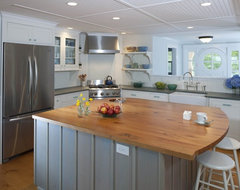 Chatham Residence eclectic-kitchen