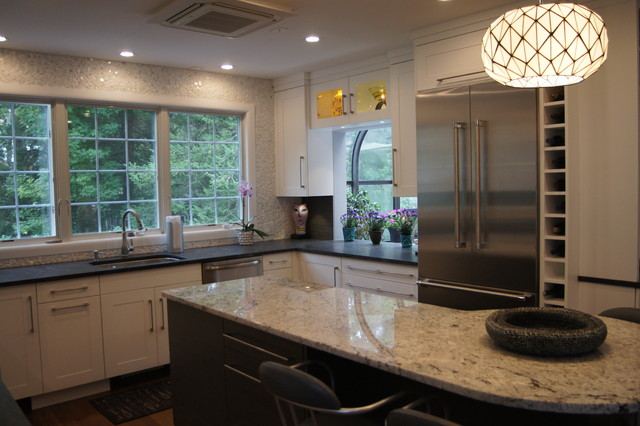 Chatsworth for Angela bonfante kitchen designs