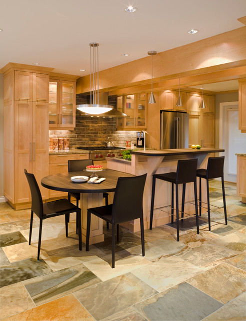 Chef's Delight traditional-kitchen