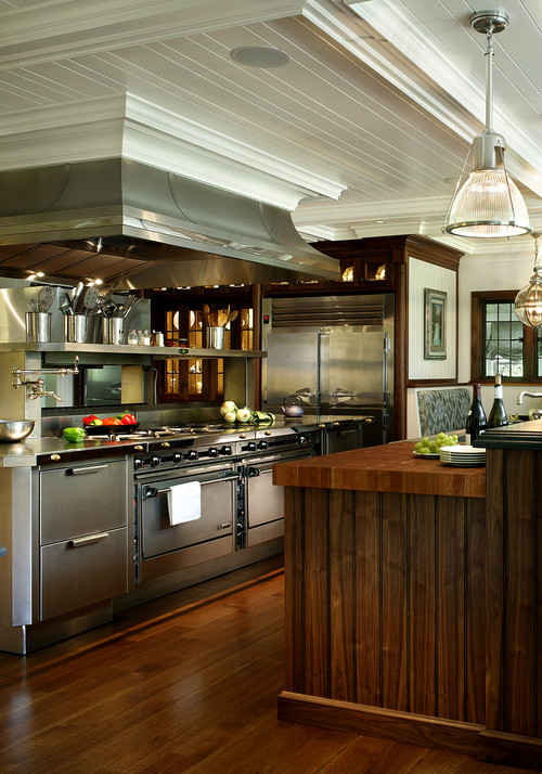 Beautiful kitchen designs for every personality- architectural. Avenue Laurel.
