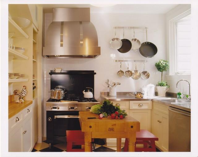 Chef's Kitchen eclectic-kitchen