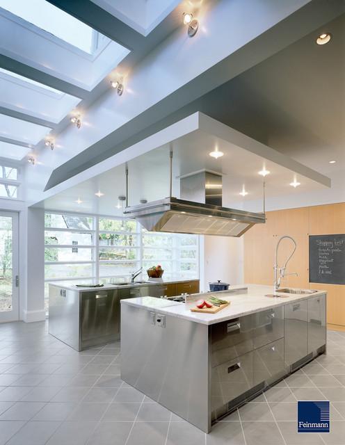 Chef's Kitchen contemporary-kitchen