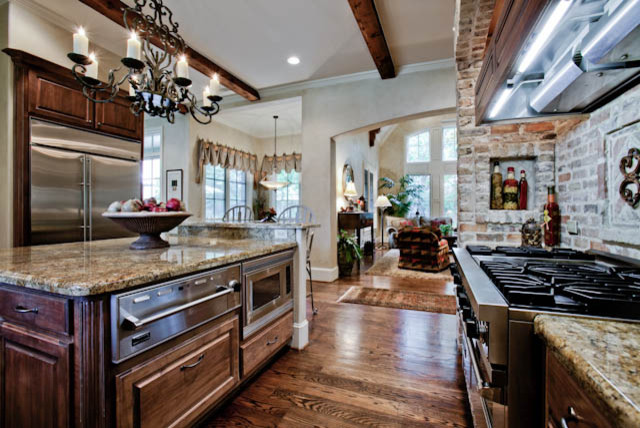 inspiration for a timeless kitchen remodel in dallas - Chefs Kitchen