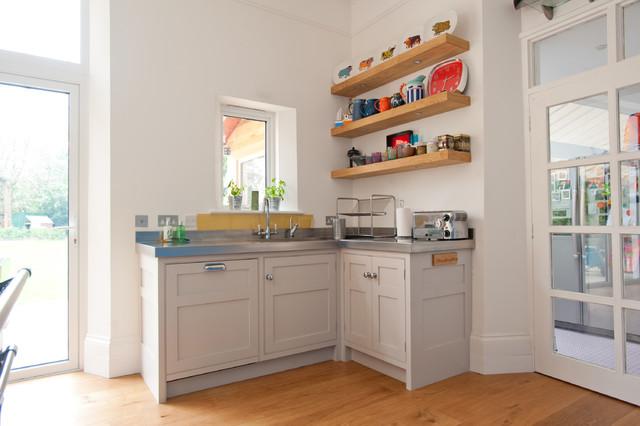 Chefs Kitchen contemporary-kitchen