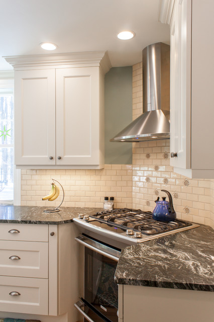 Chelmsford ma cozy kitchen traditional kitchen for Bath remodel nashua nh